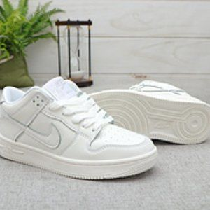 Nike Air Force 1 Mid Top Sneakers Women Shoes